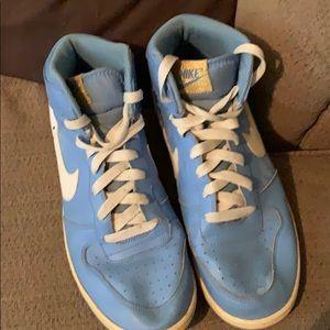 Baby Blue Nikes